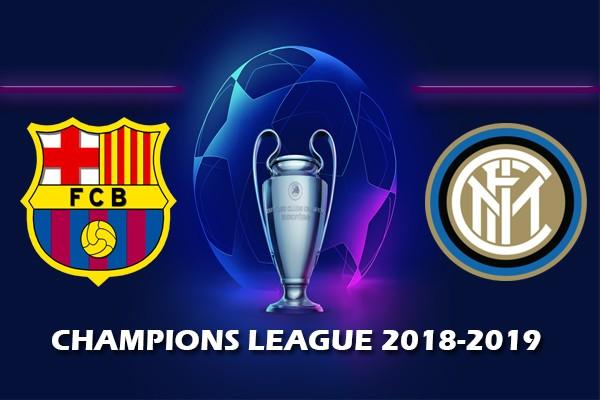 Интер - Барселона прямая трансляция начнётся 06.11.2018