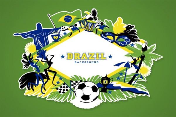 Футбол в Бразилии 2019