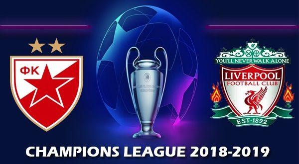 Црвена Звезда – Ливерпуль 6 ноября: прогноз и коэффициенты на матч ЛЧ