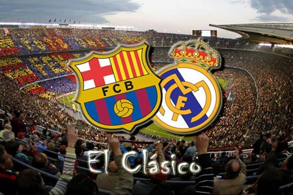 Эль-Классико Барселона - Реал