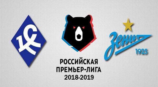 Крылья Советов – Зенит 29 октября: прогноз на матч 12 тура РФПЛ 2018-2019