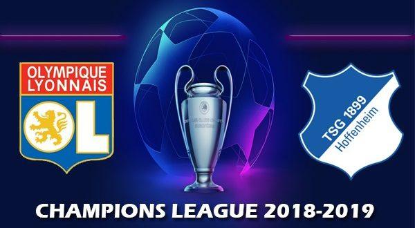 Лион – Хоффенхайм прогноз на матч группового этапа ЛЧ УЕФА 2018/19