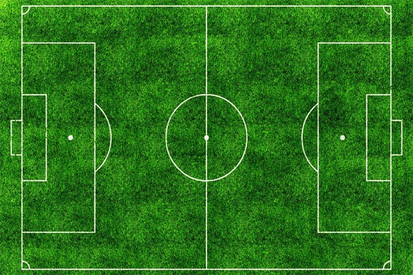 Макет футбольного поля