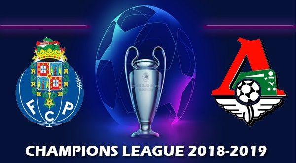 Порту – Локомотив 6 ноября: прогноз на матч группового этапа ЛЧ УЕФА 2018/19