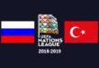 Россия – Турция 14 октября: прогноз и составы на матч ЛНУ 2018-2019