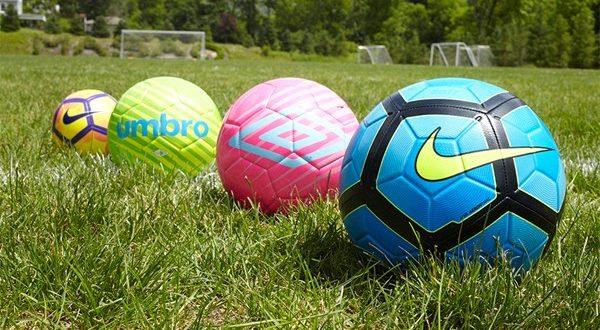 Размер футбольного мяча (5,4,3,2,1): вес, окружность, давление