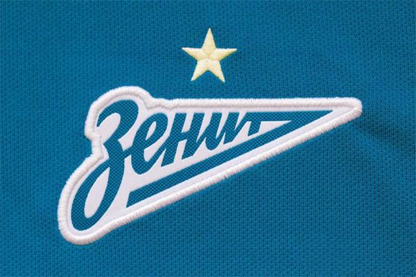Большая эмблема ФК Зенит