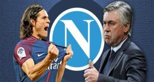 Карло Анчелотти хочет видеть Кавани в Наполи