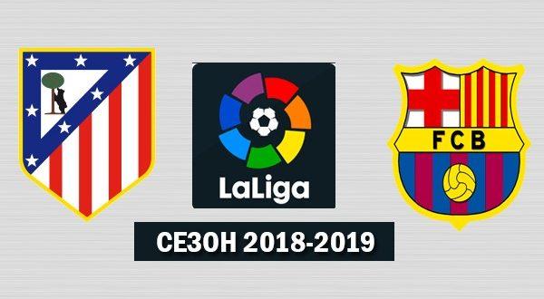 Атлетико – Барселона 24 ноября: прогноз на матч Ла Лиги 2018/19