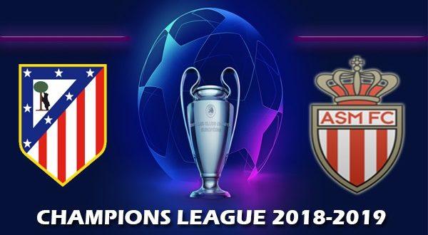 Атлетико – Монако 28 ноября: прогноз на матч ЛЧ 2018/19