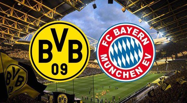 Боруссия Дортмунд – Бавария 10 ноября: прогноз на матч Бундеслиги 2018/19
