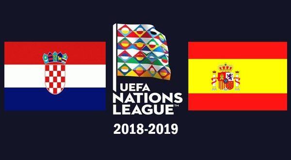Хорватия – Испания 15 ноября: прогноз и составы на матч Лиги Наций