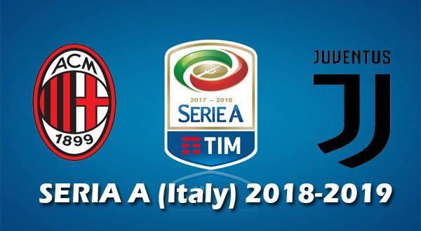 Милан – Ювентус 11 ноября 2018: прогноз на матч Серии А