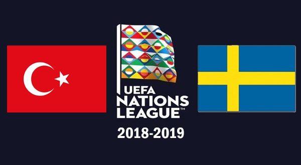 Турция – Швеция 17 ноября: прогноз на матч Лига Наций 2018/19