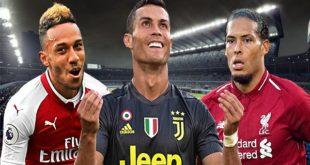 Роналду, Лемар: 15 лучших трансферов 2018 года