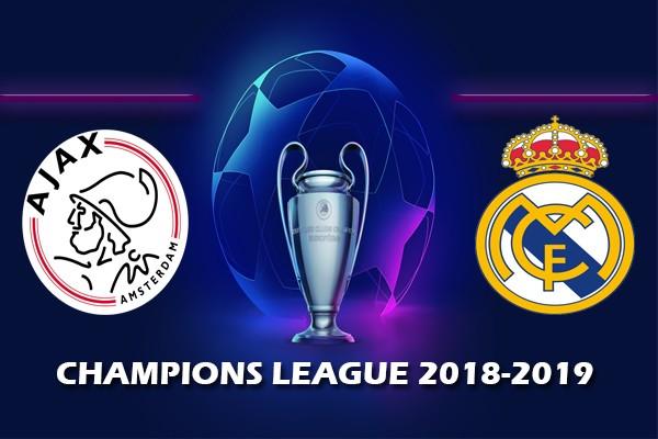 смотреть матч онлайн Аякс - Реал Мадрид 5.03.2019