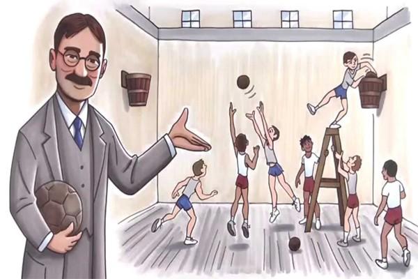 Краткая история баскетбола