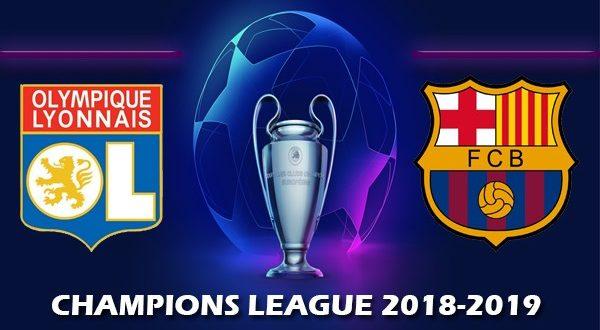 Лион – Барселона 19 февраля: прогноз на матч 1/8 финала ЛЧ 2018-2019