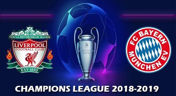 Ливерпуль – Бавария 12 февраля 2019: прогноз на матч 1/8 Лиги Чемпионов