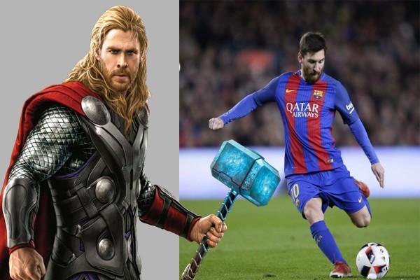 Месси и Тор