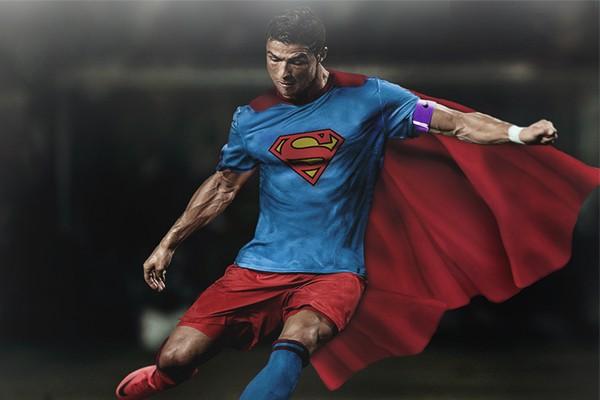 Роналду и Супермен