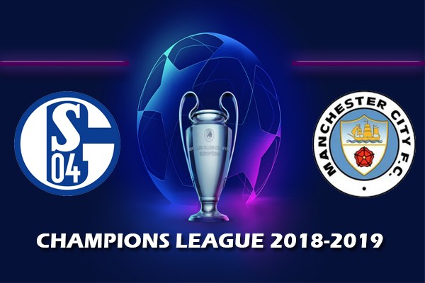 Шальке — Манчестер Сити прямая онлайн трансляция 20 февраля 2019