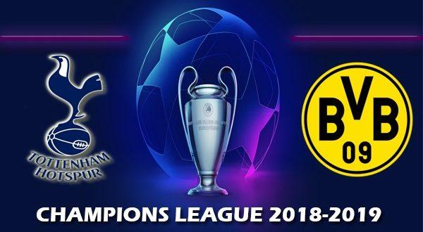 Тоттенхэм – Боруссия Дортмунд 13 февраля: прогноз на матч 1/8 ЛЧ 2018-2019