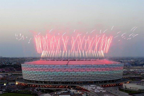 Бакинский Стадион