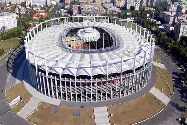 стадион к Евро-2020 в Бухаресте