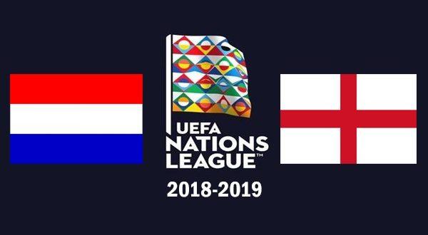 Нидерланды – Англия 6 июня: прогноз на матч 1/2 Лиги Наций 18/19