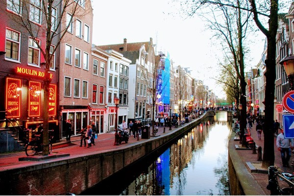 фото Амстердама