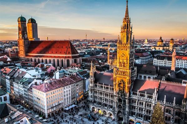 Фото Мюнхена