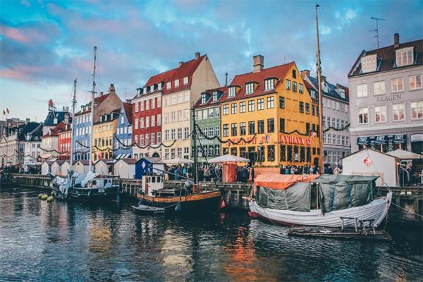 фото города Копенгаген