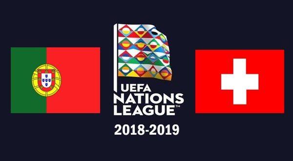 Португалия – Швейцария 5 июня: прогноз на матч 1/2 Лиги Наций 2018-2019
