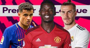 ТОП-5 самых дорогих трансферов в истории английского футбола