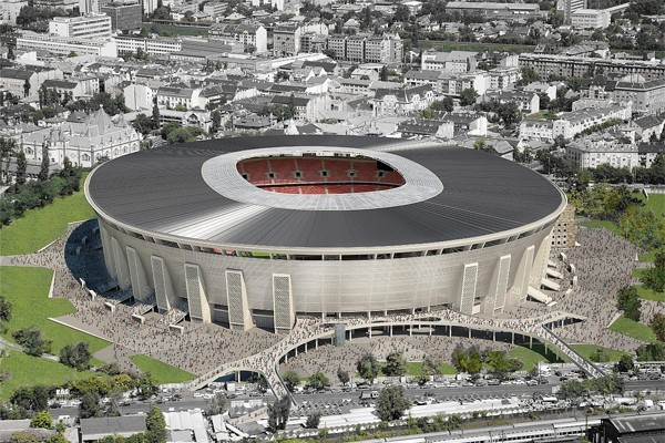 стадион Ференц Пушкаш