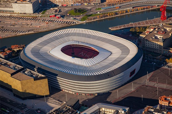 Сан-Мамес примет матчи ЧЕ по футболу 2020