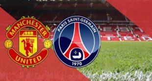Составы на матч Манчестер Юнайтед – Пари Сен-Жермен 12.02.2019
