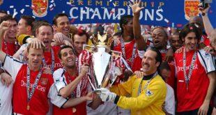 Победители АПЛ за всю историю по годам (все чемпионы Англии с 1992 г)