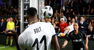 Усейн Болт завершил футбольную карьеру
