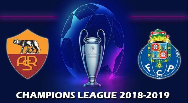 Рома – Порту 12 февраля: прогноз и составы на 1/8 ЛЧ УЕФА 2018-2019