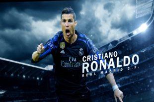 Футбольный тест: как ты знаешь Криштиану Роналду?