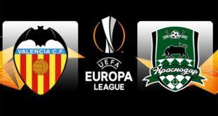 Валенсия – Краснодар 7 марта: прогноз на матч 1/8 ЛЕ 2018-2019