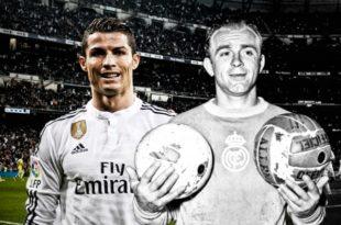 10 лучших игроков Реал Мадрида за всю историю