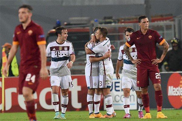 bav roma 7-1