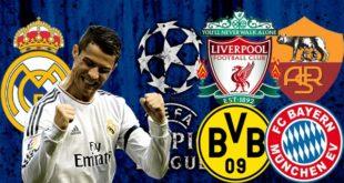 ТОП-5 самых больших разгромов в истории Лиги Чемпионов УЕФА