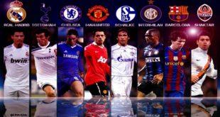 Лига Чемпионов УЕФА: футбольный тест