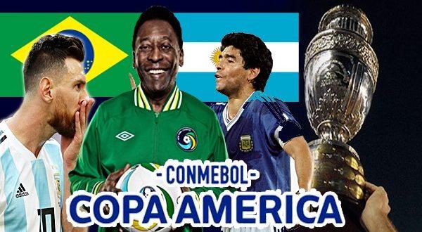 5 звёзд футбола, которые никогда не выигрывали Копа Америка