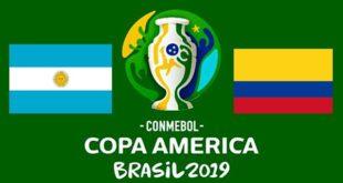 Аргентина - Колумбия 16 июня: прогноз и ставка на матч Copa America 2019