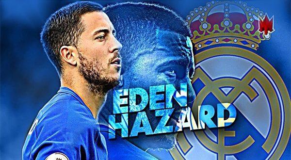 3 причины, почему Эден Азар должен перейти в Реал Мадрид
